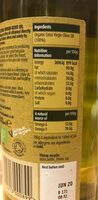 Meridian - Nutrition facts - fr