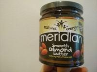 Meridian Smooth Almond Butter - Produit - en