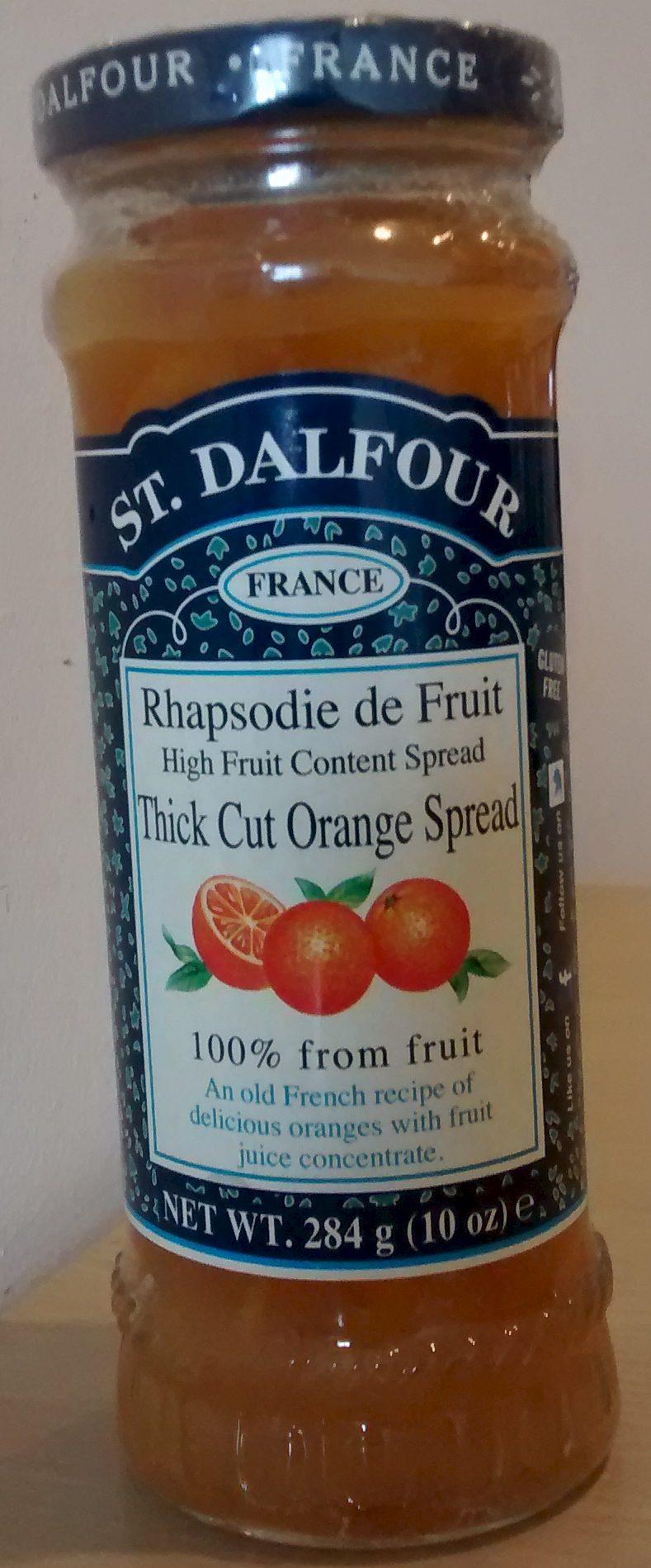Thick Cut Orange Spread - Product - en