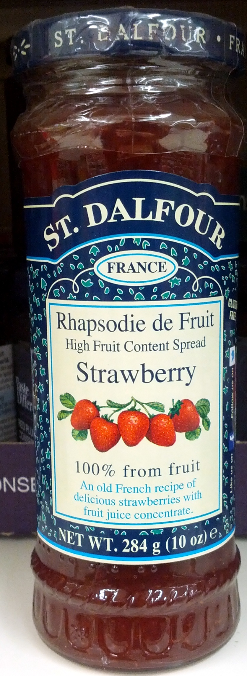 Rhapsodie de fruit Strawberry - Product - en