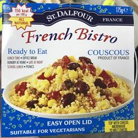 French Bistro Couscous - Producto