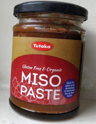 Unpasteurised Miso Paste - Produit - en