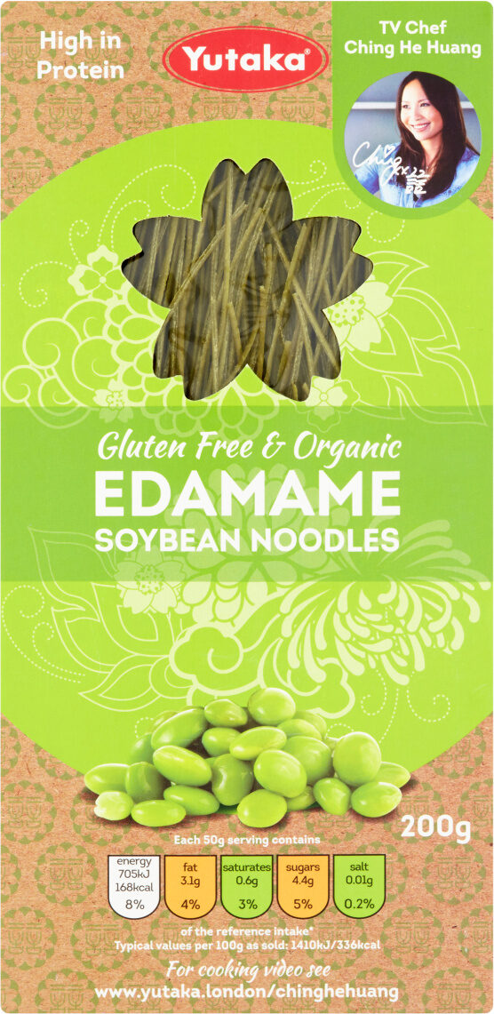 Edamame Noodles - Prodotto - en