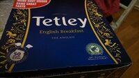 Thé anglais English Breakfast - Produit - fr