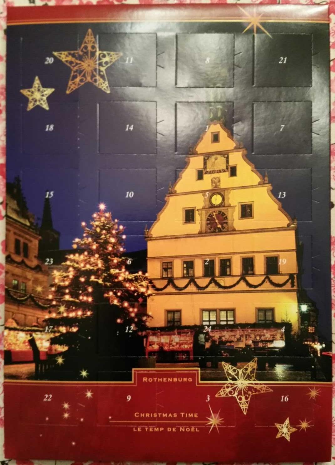 Rothenburg Christmas Time - Produit - fr