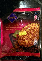 Dalmooth - Spiced lentils with crist gram flour strands and cashew nuts - Product