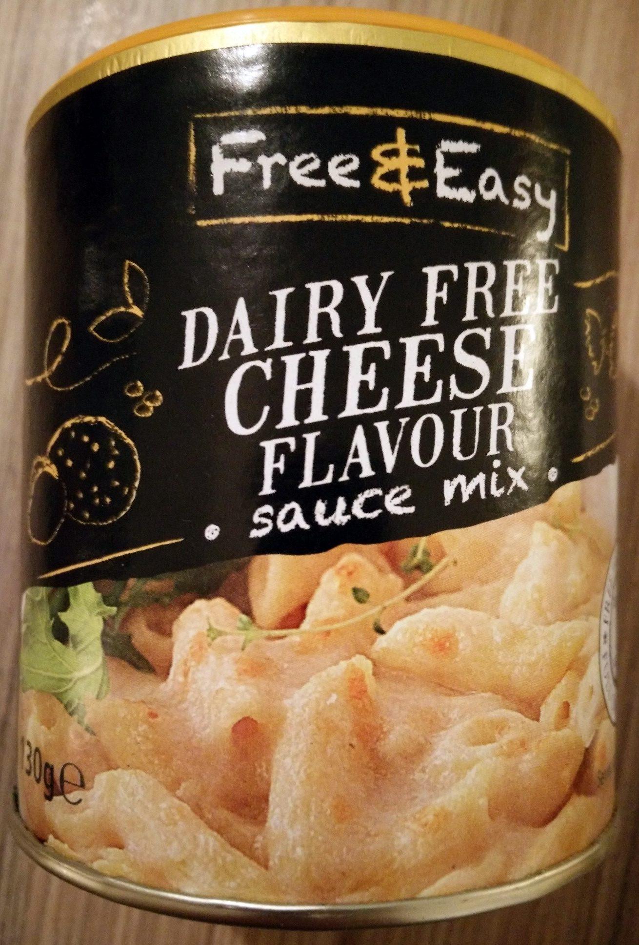 Dairy Free Cheese Flavour Sauce Mix - Produit