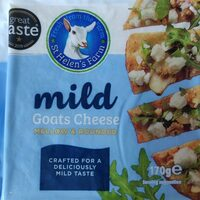 Goat cheese - Product - en