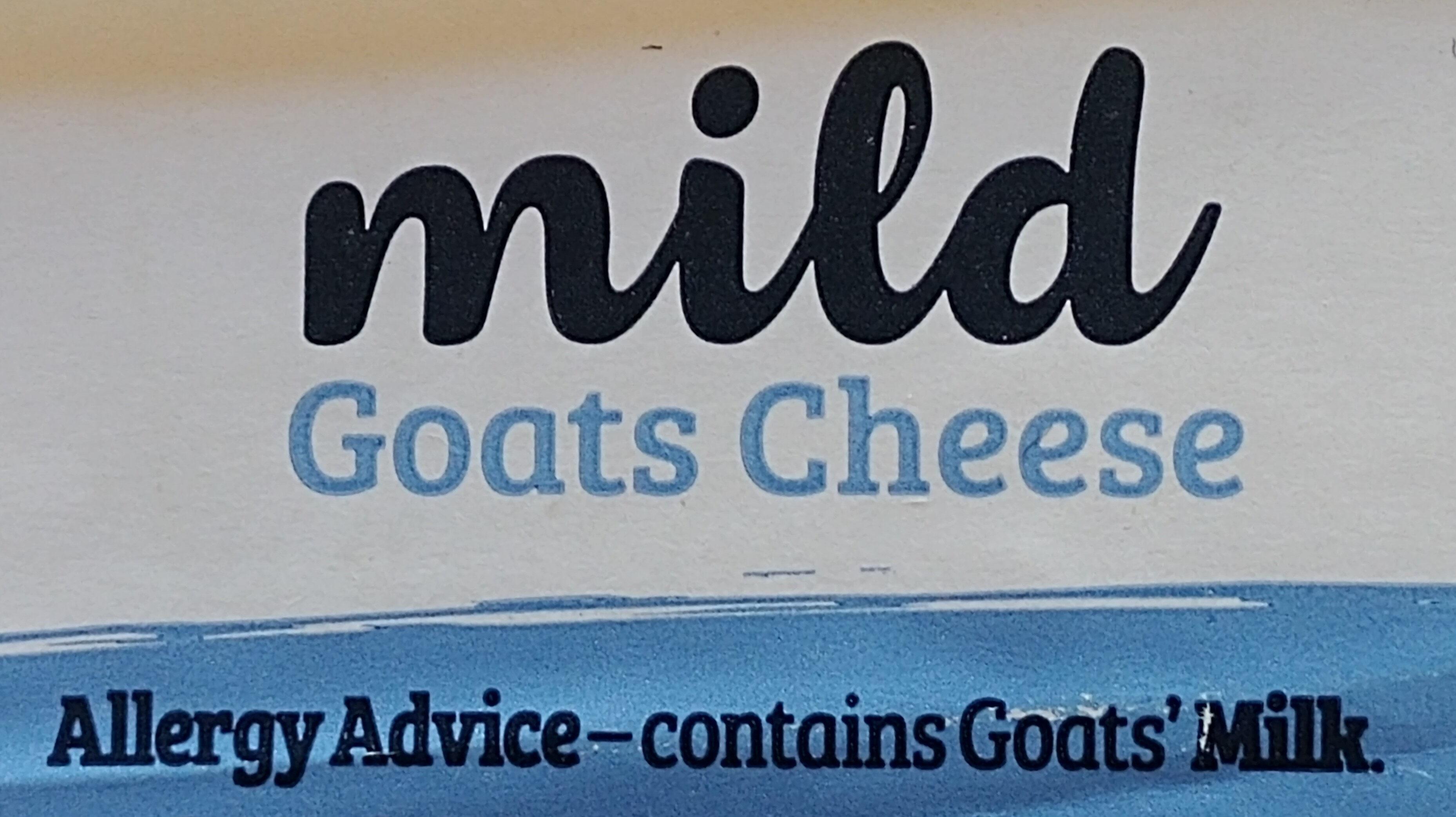 Goat cheese - Ingredients - en