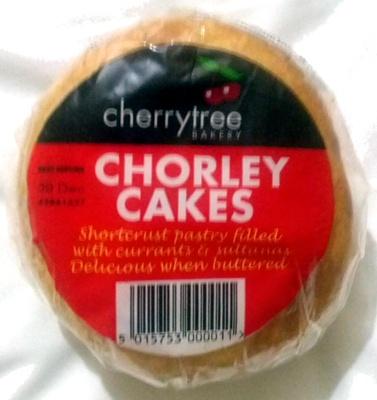 Chorley Cakes - Product - en