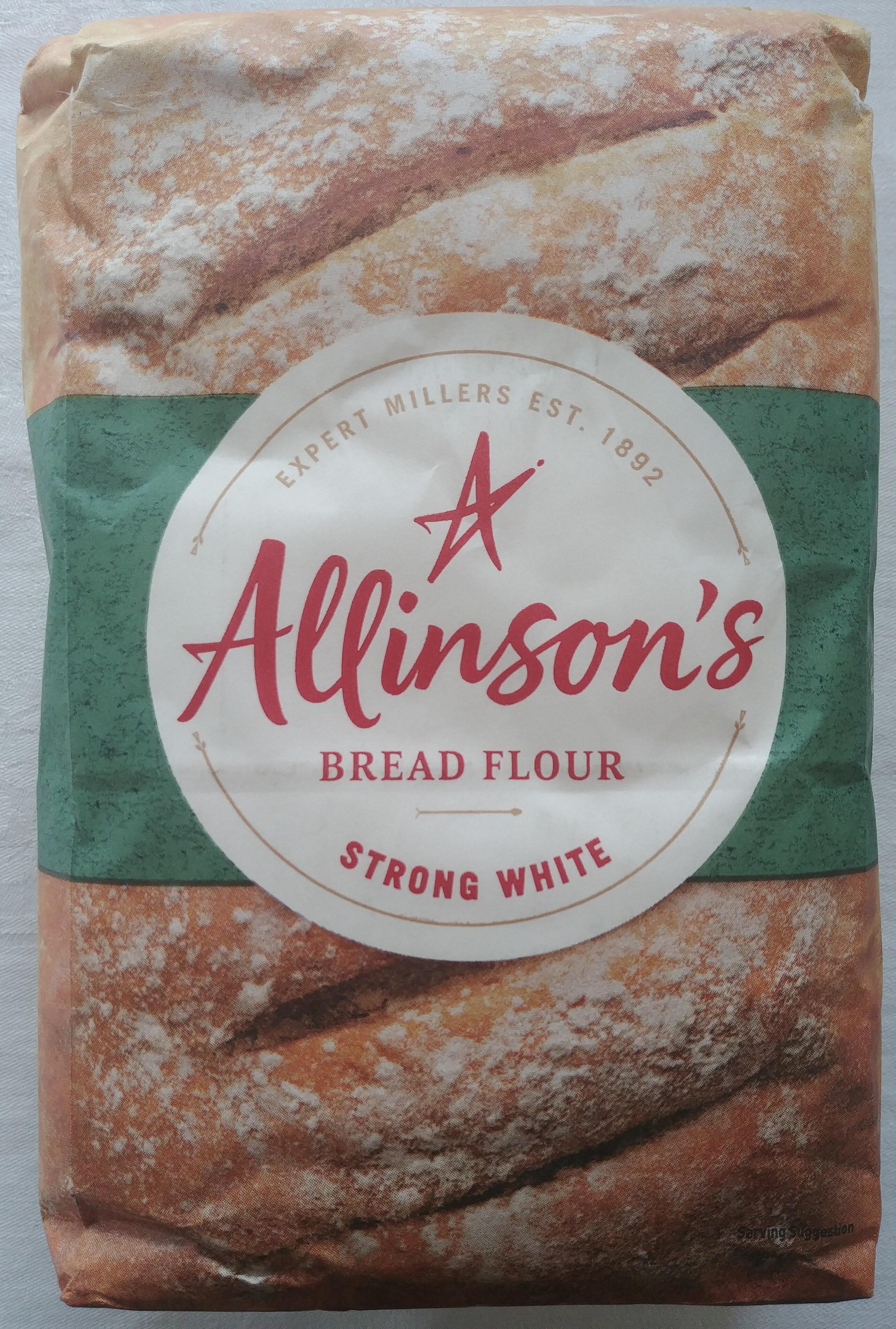 Bread flour - Producto - en