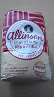Allinson very strong wholemeal flour - Product - en