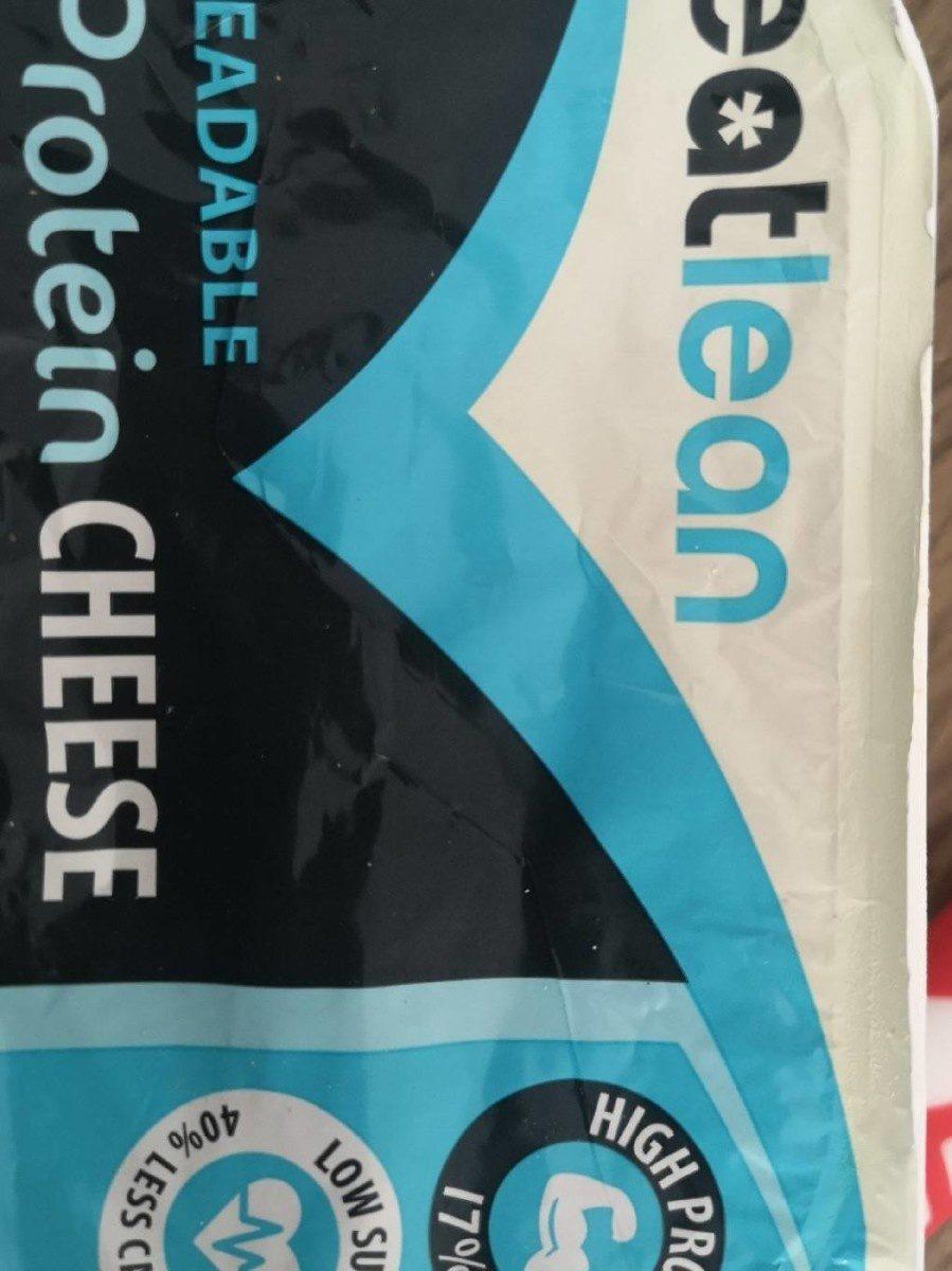 Spreadable Protein Cheese - Produit - fr