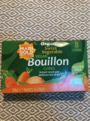 Bouillon cube - Product - en