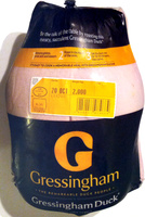 Gressingham Duck - Product