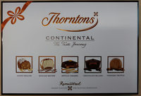 Continental - The Taste Journey - Produit - en