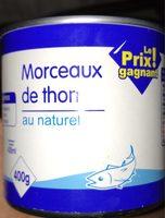 Morceaux de thon - Produit - fr