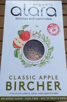 Muesli classic apple bircher - Product