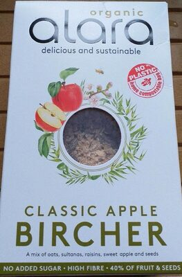 Muesli classic apple bircher - Product