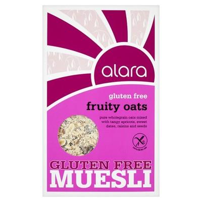 Alara Gluten Free Fruity Oats Muesli - 1