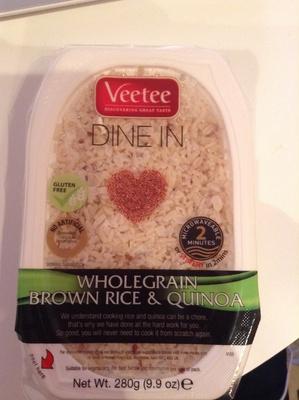Riz Brun à Grains Entiers et Quinoa - Product