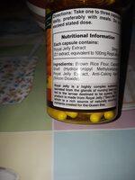 Royal gelly - Ingredients - en