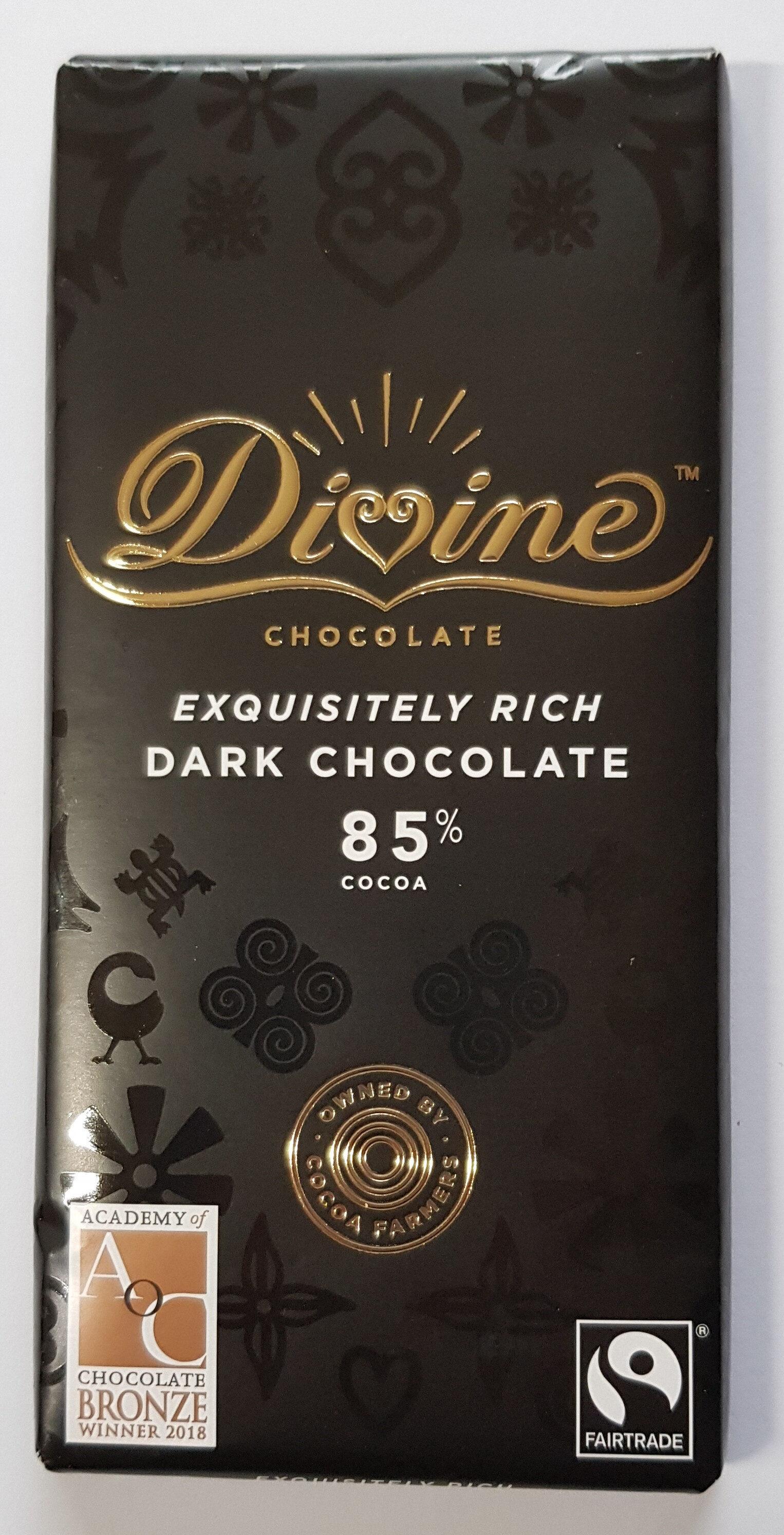 Ark chocolate 85% - Product