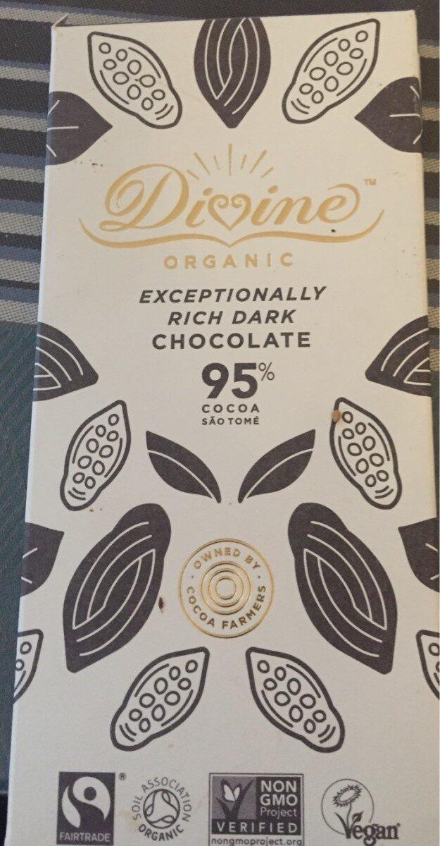 Chocolat 95% cacao - Product