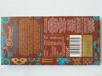 38% Milk Chocolate with Toffee & Sea Salt - Ingrédients