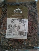 Organic Hazelnuts - Produit - en