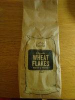 Suma Organic Wheat Flakes - Product