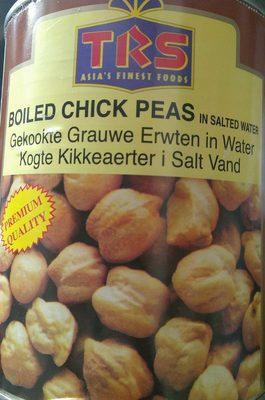 Kichererbsen - Product - en