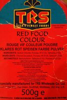 Rouge Vif Couleur Poudre - Produit - fr