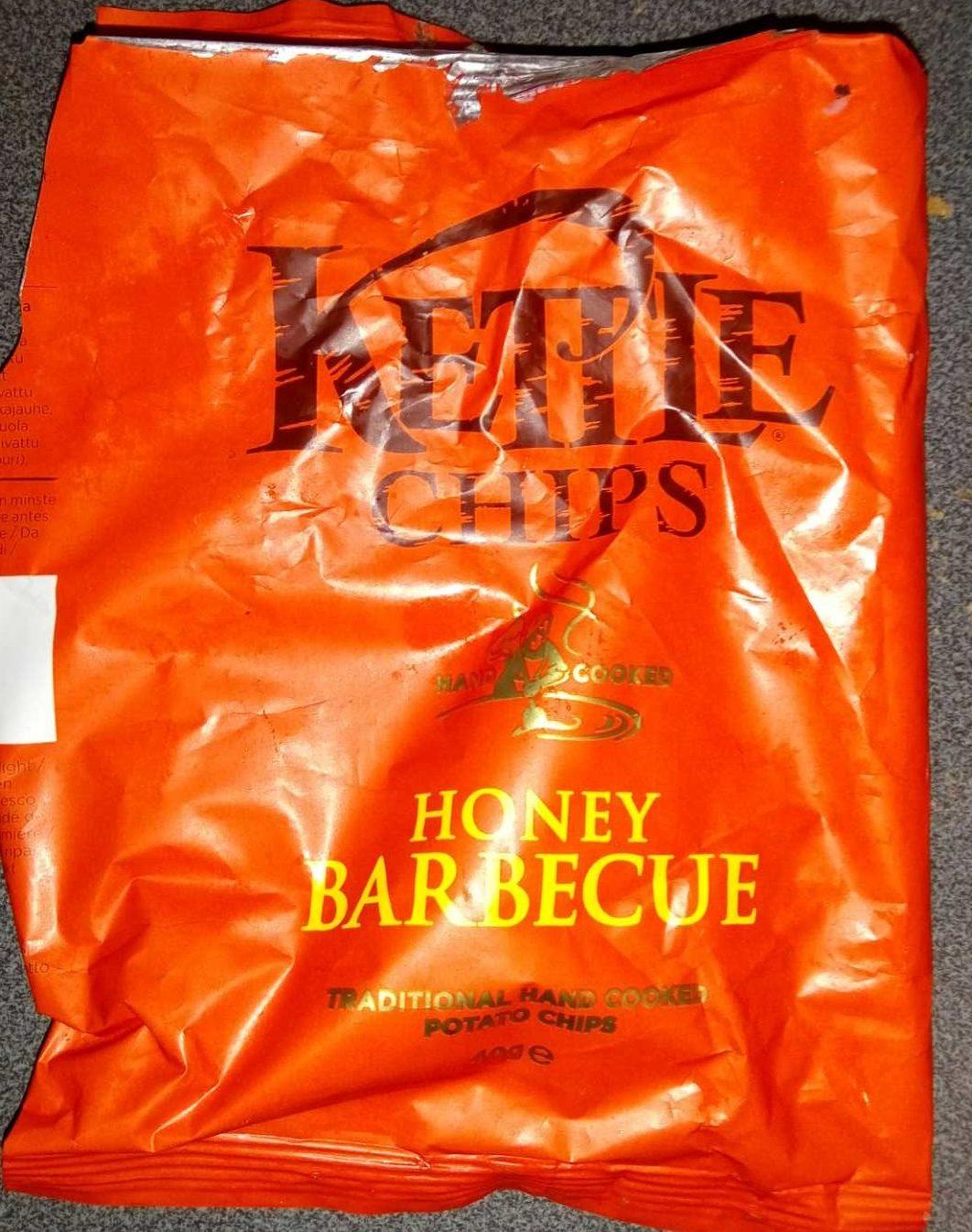 Honey Barbecue Chips - Produit