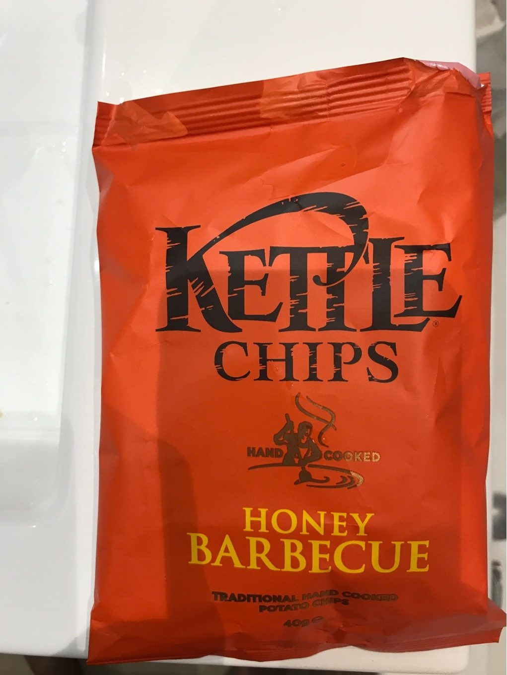 Honey Barbecue Chips - Informations nutritionnelles