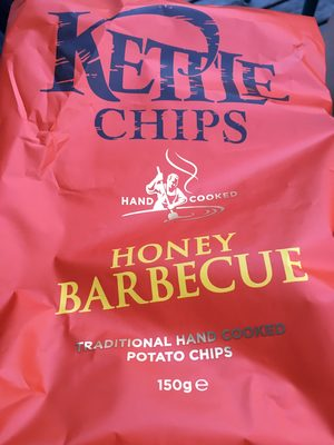 Kettle Chips Honey Barbecue - 1