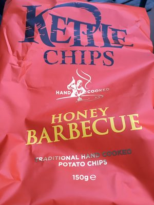 Kettle Chips Honey Barbecue - Product
