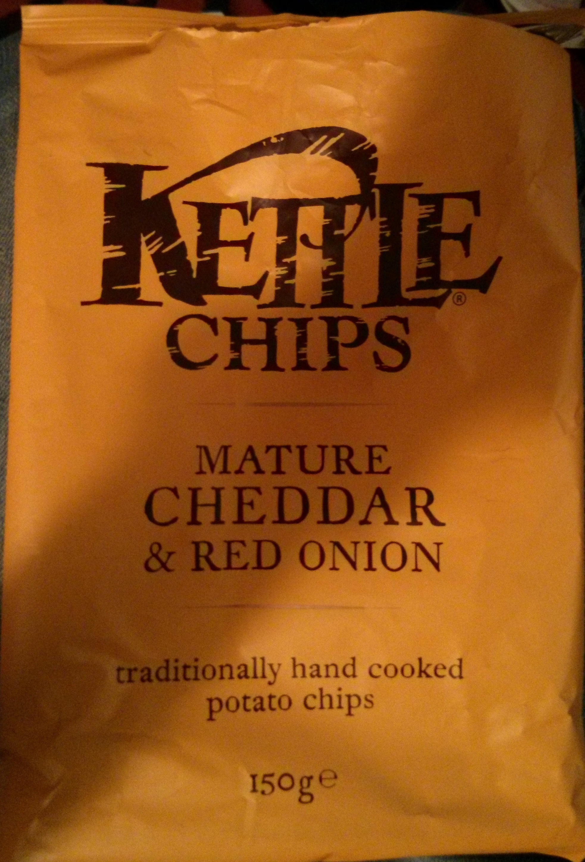 Mature Cheddar & Red Onion - Product