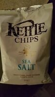 Chips sea salt - Product - de