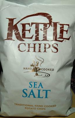 Chips cuites à la main - Product