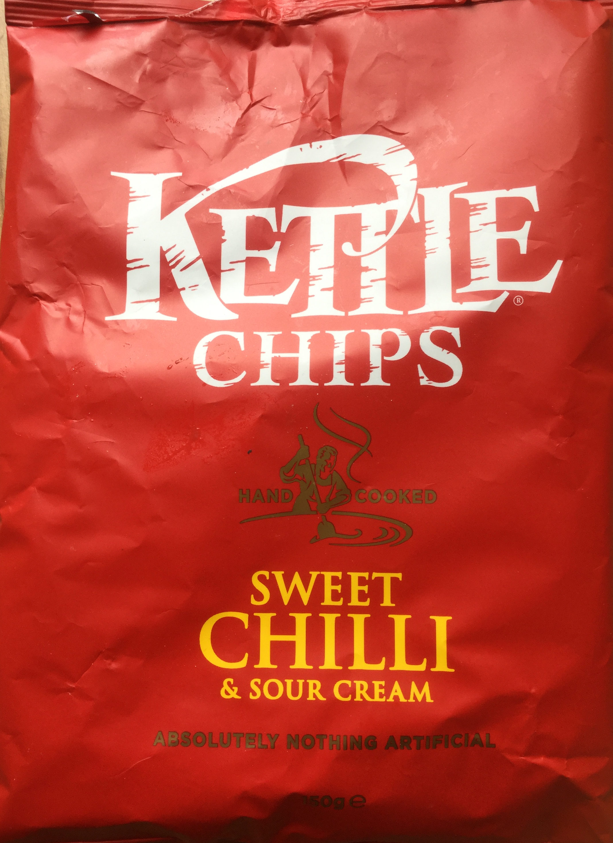 Sweet chili & sour cream - Product