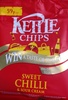 Kettle Chips Sweet Chilli & Sour Cream - Produit