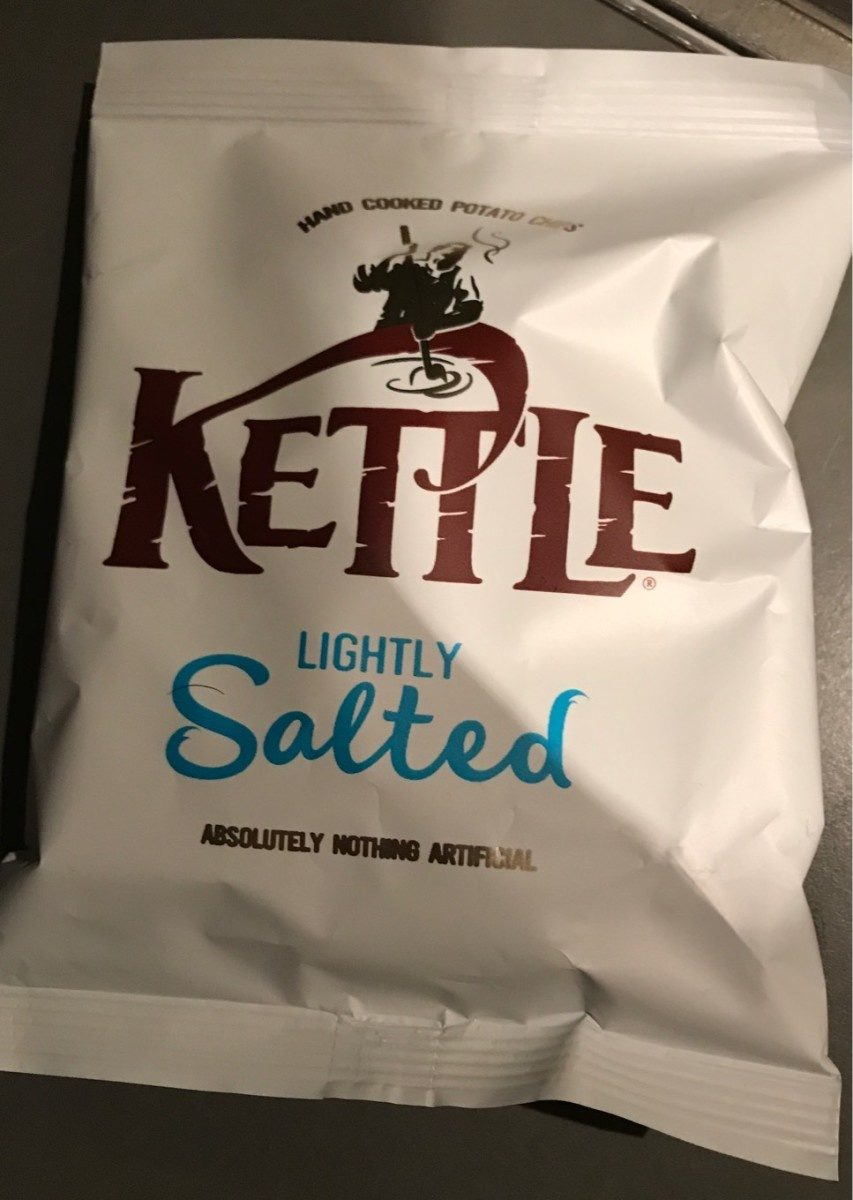 Kettle Chips - Lightly Salted - Producto