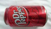 Dr Pepper - Product - en