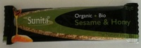 The Natural Energy Bar Sesame & Honey - Produit - fr