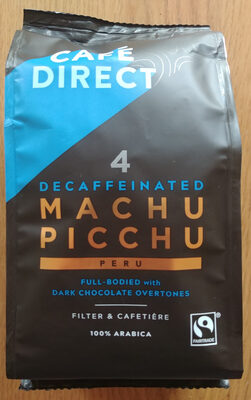 Decaffeinated Machu Picchu - Product - en