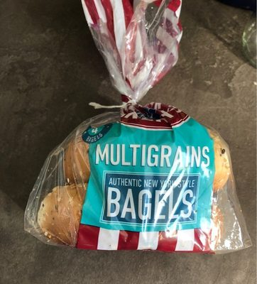 Bagel Multigrains - Produit - fr