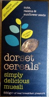 Simply Delicious Muesli - Product