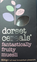 Fantastically fruity muesli - Product
