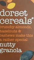 Nutty Granola - Product - en